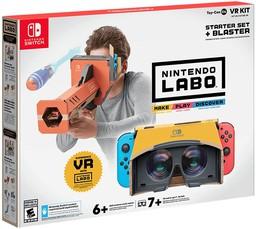 Nintendo Labo: «VR» стартовый набор +...