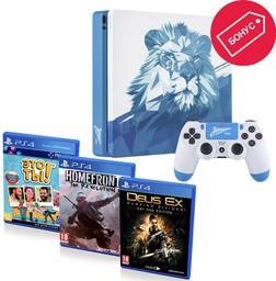 Sony PlayStation 4 Slim 1Tb КХЛ 10 сезо…
