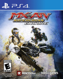 Mx vs Atv Supercross: Encore PS4 англ...