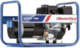 Электрогенератор MasterYard MG3400R A...