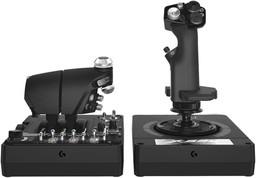 Logitech X56 H.O.T.A.S Black