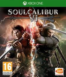 SoulCalibur VI Xbox One русские субтитры