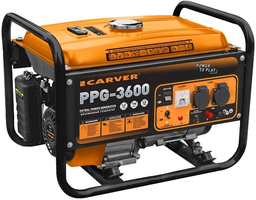 Электрогенератор Carver PPG-3600