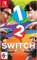 1-2-Switch Nintendo Switch русские су...