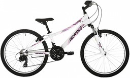 "Велосипед Dewolf J250 Girl White 24""/11"""