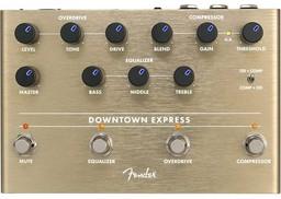 Педаль эффектов Fender Downtown Express…