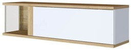 Шкаф навесной Интердизайн Тоскано дуб/б…