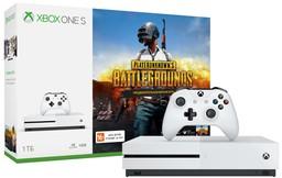 Microsoft Xbox One S 1Tb White + PUBG...