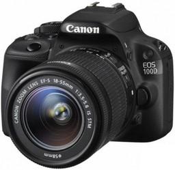 Фотоаппарат Canon EOS 100D Kit EF-S 1...