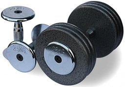 Body-Solid FDS-05 10 пар 2,5-25 кг