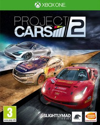 Project Cars 2 Xbox One русские субтитры