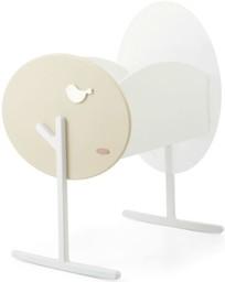 Колыбель Baby Expert Bosco бело-кремовый