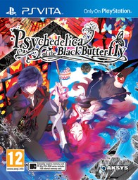 Psychedelica of the Black Butterfly P...