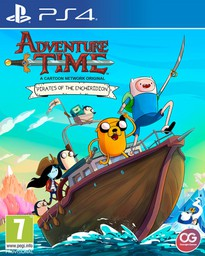 Adventure Time: Pirates of the Enchir...