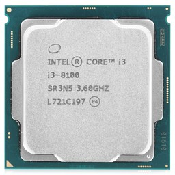 Процессор (CPU) Intel Core i3-8...