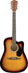 Акустическая гитара Fender FA-125CE D...