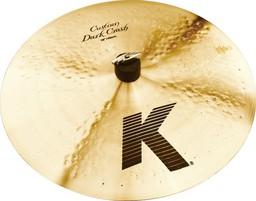 Zildjian K Custom Dark Crash 16...