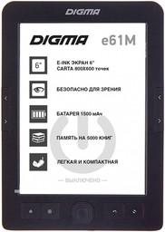 """Электронная книга Digma E61M 6"""" 4Gb B..."""