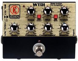 Усилитель для гитар Eden WTDI D...