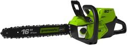 Электрическая пила Greenworks GD60CS40