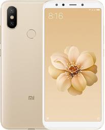 Смартфон Xiaomi Mi A2 LTE 4Gb 64Gb Gold
