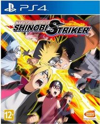 Naruto to Boruto: Shinobi Striker PS4...