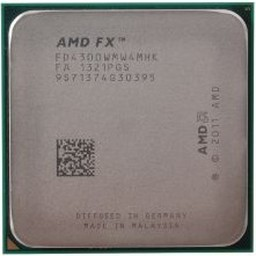 Процессор (CPU) AMD FX 4300 Black Edi...