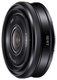 Sony E 20mm f/2.8 SEL-20F28