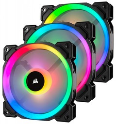 Corsair LL120 RGB 120mm Dual Light Lo...