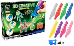 3D принтер Fitfun Toys 3D Making Y8808-2