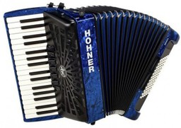 Hohner The New Bravo III 96 Dar...