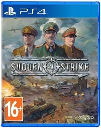 Sudden Strike 4 PS4 русские субтитры