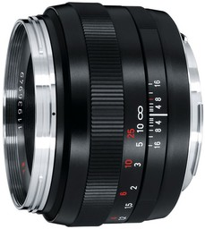 Zeiss Planar T* 1.4/50 ZE 50mm f/1.4 Ca…