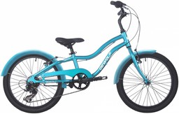 "Велосипед Dewolf Sand 210 Light Blue 20"""