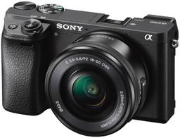 Фотоаппарат Sony Alpha A6300L Kit 16-...