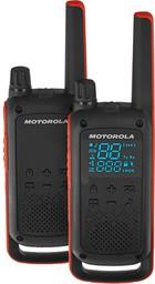 Рация Motorola Talkabout T82 Red/Black
