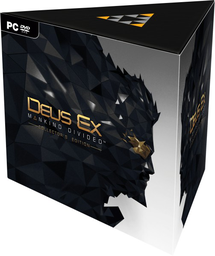 Deus Ex: Mankind Divided Collec...