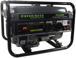 Электрогенератор Favourite PG 3000