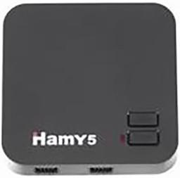 Sega-Dendy Hamy 5 505-in-1 Black