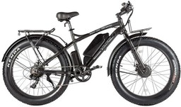 Велосипед Volteco BigCat Dual New Black