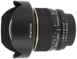 Samyang MF 14mm f/2.8 ED AS IF UMC Ca...