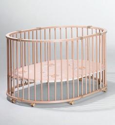 Манеж Geuther Baby-Parc натуральный (...
