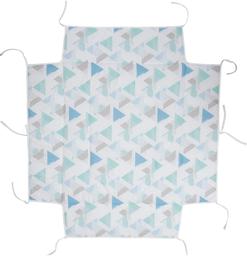 Geuther Ameli белый с треугольниками