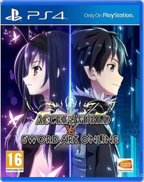 Accel World vs Sword Art Online PS4 а...