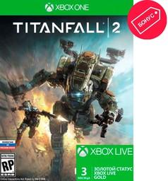 Игра Titanfall 2 Xbox One русская вер...