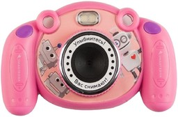 Экшен-камера Smarterra Mooviq Pink