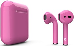 Наушники Apple AirPods 1 2016 Pink