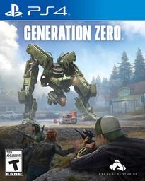 Generation Zero PS4 русские субтитры