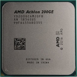 Процессор (CPU) AMD Athlon 200GE 3,2GHz