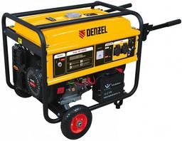 Электрогенератор Denzel GE 4500E